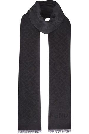 Fendi Monogram-print scarf