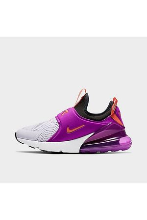 Nike Girls' Big Kids' Air Max 270 Extreme Casual Shoes in Size 3.5