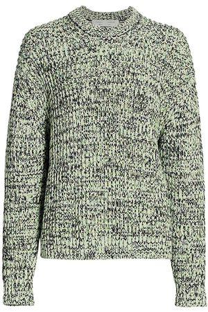 PROENZA SCHOULER WHITE LABEL Women's Mixed Yarn Sweater - - Size Small
