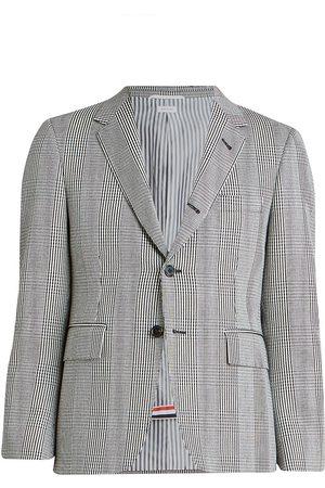 Thom Browne Men's Classic Wool Sports Coat - - Size 2 (40)