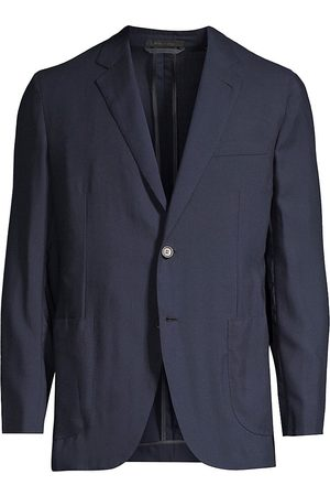BRIONI Men's Cashmere Blazer - - Size 54 (44) R