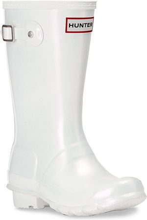 Hunter Kid's Original Nebula Rain Boots - - Size 4 (Child)