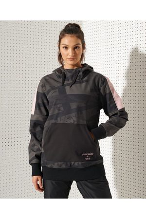 Superdry Sport Freestyle Tech Overhead Jacket