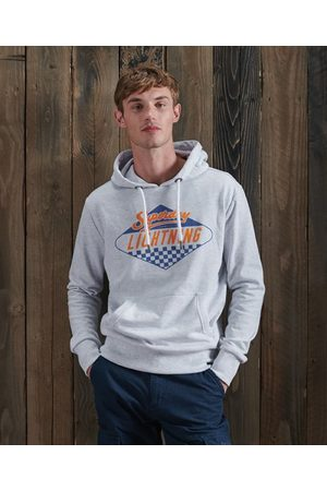 Superdry Gasoline 8 Classic Hoodie