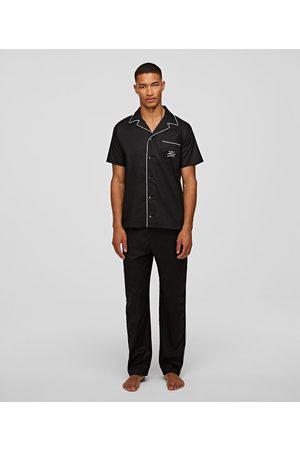 Karl Lagerfeld Men Pajamas - PIPED PAJAMA SET