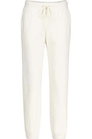 Velvet Gita cotton trackpants