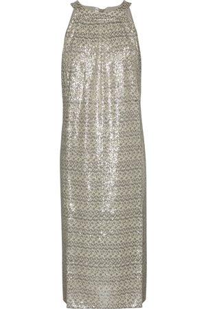 Velvet Yasmeen sequined midi dress