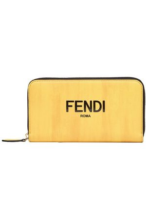 Fendi Zip-Around