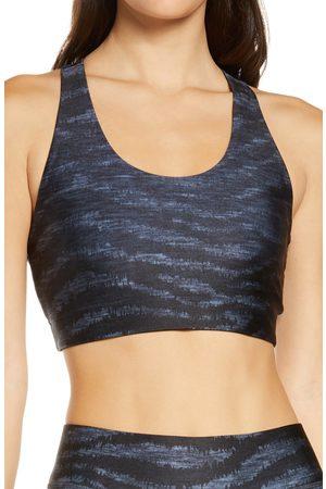 Terez Women's Show Your Stripes Sports Bra