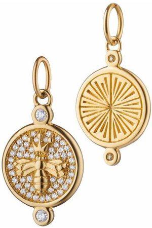 Monica Rich Kosann Women Jewelry - Pave Diamond Bee Charm