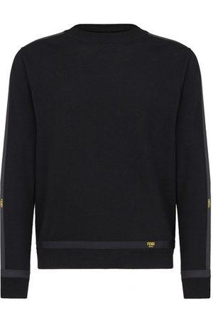 Fendi Men Sweatshirts - Wool jumper