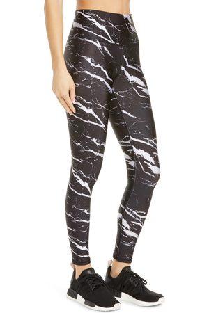 Terez Women's Marble Print Leggings
