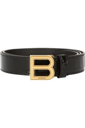 Balenciaga Hourglass belt