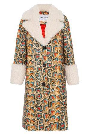 STAND Linda snake coat