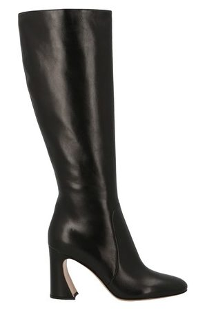 Gianvito Rossi High heeled thigh boots