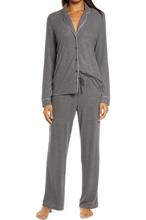 Nordstrom Women's Brushed Hacci Pajamas