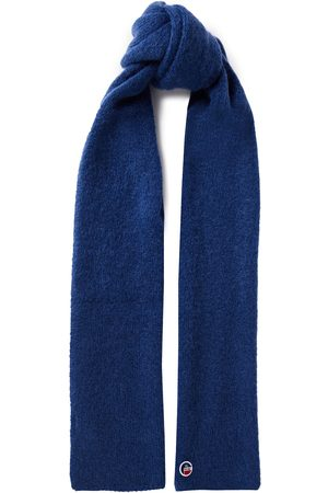 Fusalp Woman Brushed Knitted Scarf Navy Size