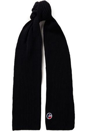 Fusalp Woman Ribbed Merino Wool And Cashmere-blend Scarf Size