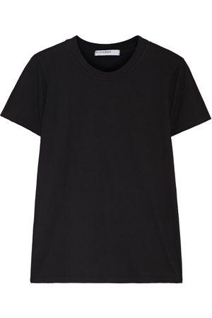 Stateside Woman Supima Cotton-jersey T-shirt Size L