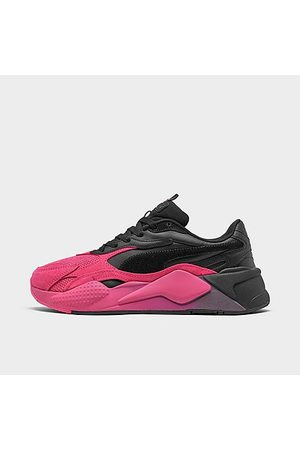 PUMA Women's RS-X³ Color Block Casual Shoes in / Size 6.0 Leather