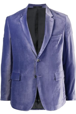 Paul Smith Buttoned velvet blazer