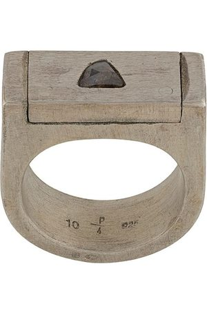 PARTS OF FOUR Rings - Plate 9mm ring