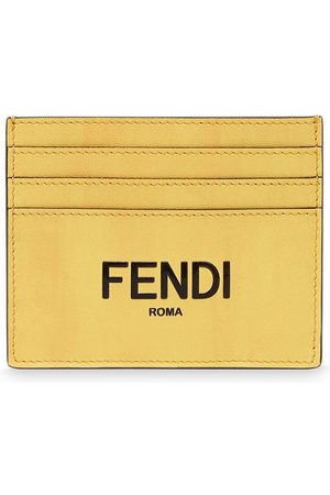 Fendi Business logo cardholder