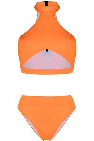 Noire Swimwear Bahamas cut-out two-piece bikini