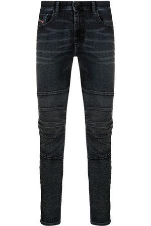 Diesel D-Strukt mid-rise slim-fit jeans