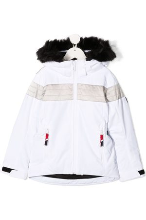 Rossignol Stripe-detail padded jacket