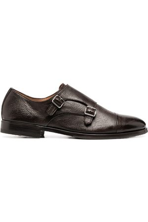 HENDERSON BARACCO Buckled monk shoes