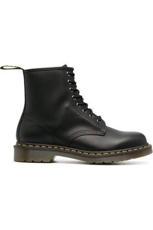 Dr. Martens Men Lace-up Boots - Lace-up combat boots