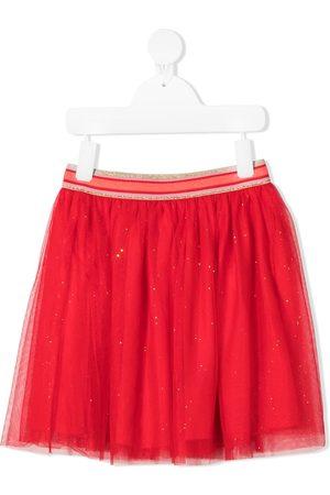 Billieblush Tulle glitter skirt