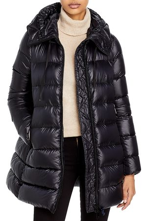 Moncler Suyen Hooded Down Parka