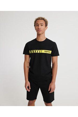 Superdry Core Logo Sport Stripe T-Shirt