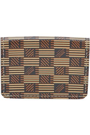 Moreau Paris Folding card holder cuir moreau
