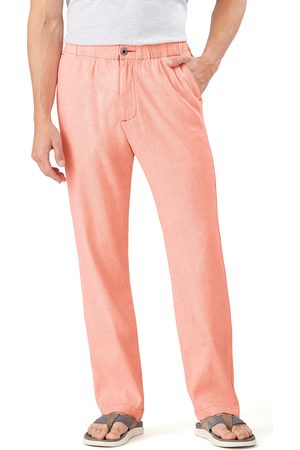 Tommy Bahama Men's Relaxed Fit Linen Pants