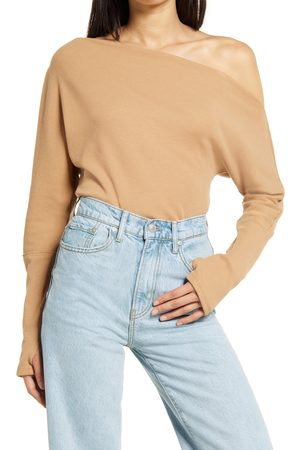 Free People Women's Fuji Off The Shoulder Thermal Top