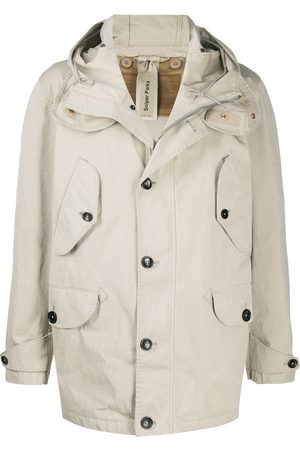 Ten Cate Hooded duffle coat - Neutrals
