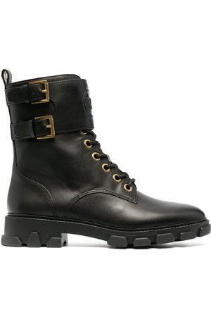 Michael Michael Kors Ridley leather boots
