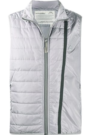 A-cold-wall* Light down gilet - Grey