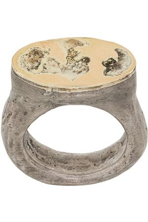 PARTS OF FOUR Roman ring - Metallic