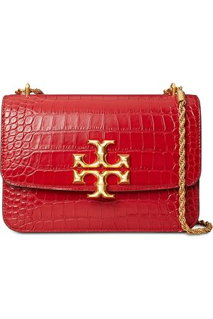 Tory Burch Eleanor Small Embossed Leather Crossbody