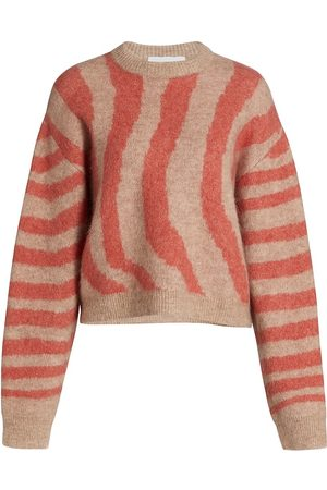 REMAIN Birger Christensen Women's Cami Wavy Stripe Sweater - - Size 34 (2)