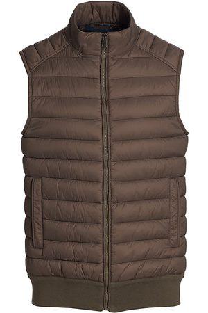 Saks Fifth Avenue Men's COLLECTION Nylon Puffer Vest - - Size XL