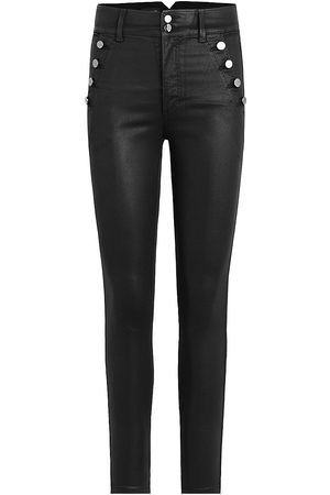 Joes Jeans Women's The Georgia Coated High-Rise Skinny Jeans - - Size 29 (6-8)