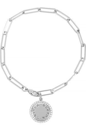 Olivia Burton Tone chain bracelet