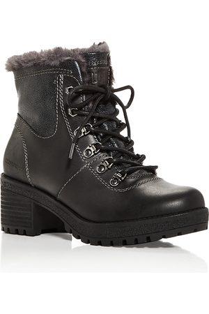 Cougar Women's Dixon Waterproof Block Heel Cold Weather Boots
