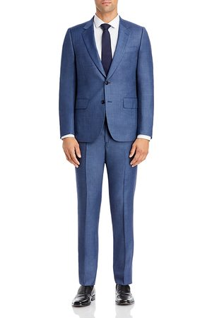Paul Smith Soho Sharkskin Extra Slim Fit Suit