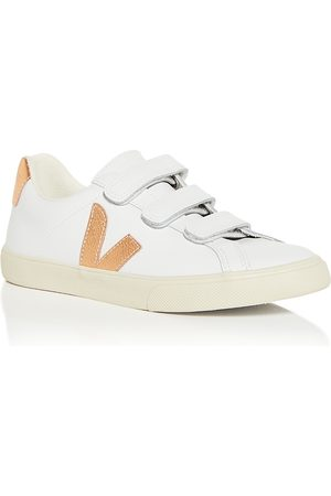 Veja Women's 3-Lock Low Top Sneakers